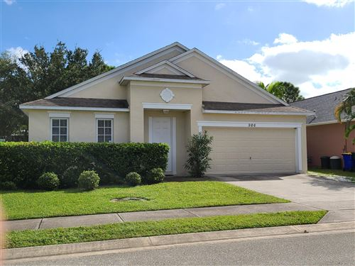 Photo of 986 Riviera Point Drive, Rockledge, FL 32955 (MLS # 889390)