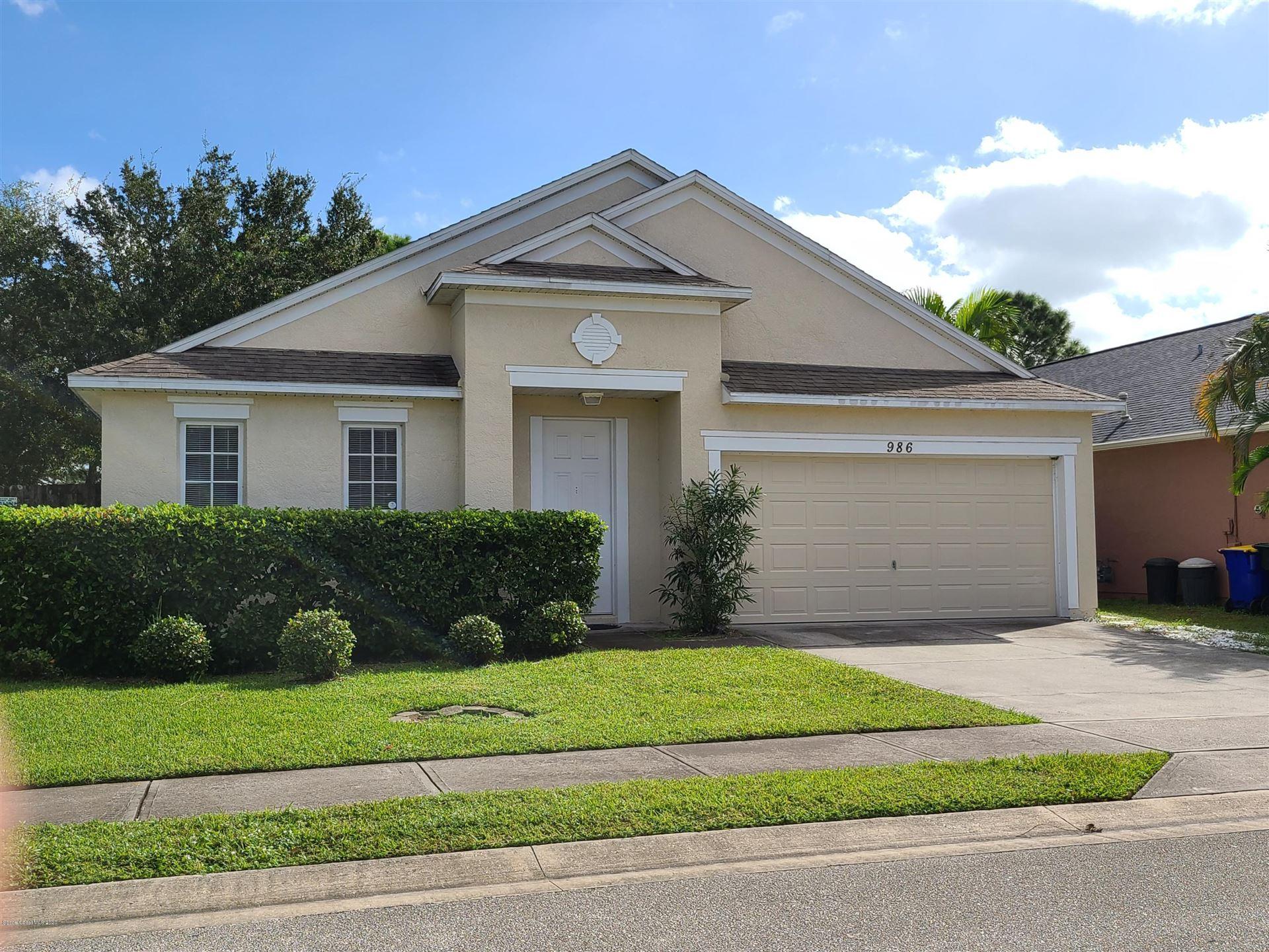 986 Riviera Point Drive, Rockledge, FL 32955 - #: 889390