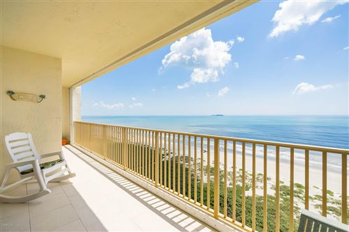 Photo of 750 N Atlantic Avenue #1204, Cocoa Beach, FL 32931 (MLS # 880393)
