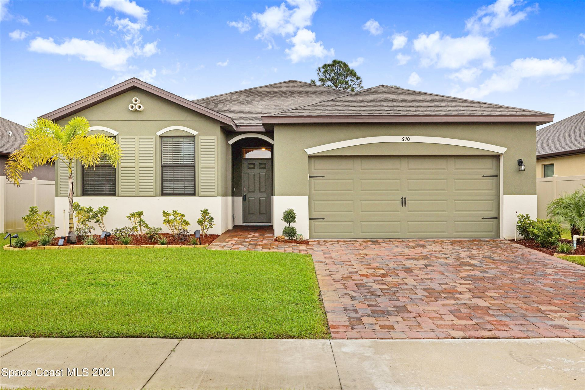 690 Old Country Rd S, Palm Bay, FL 32909 - #: 916394