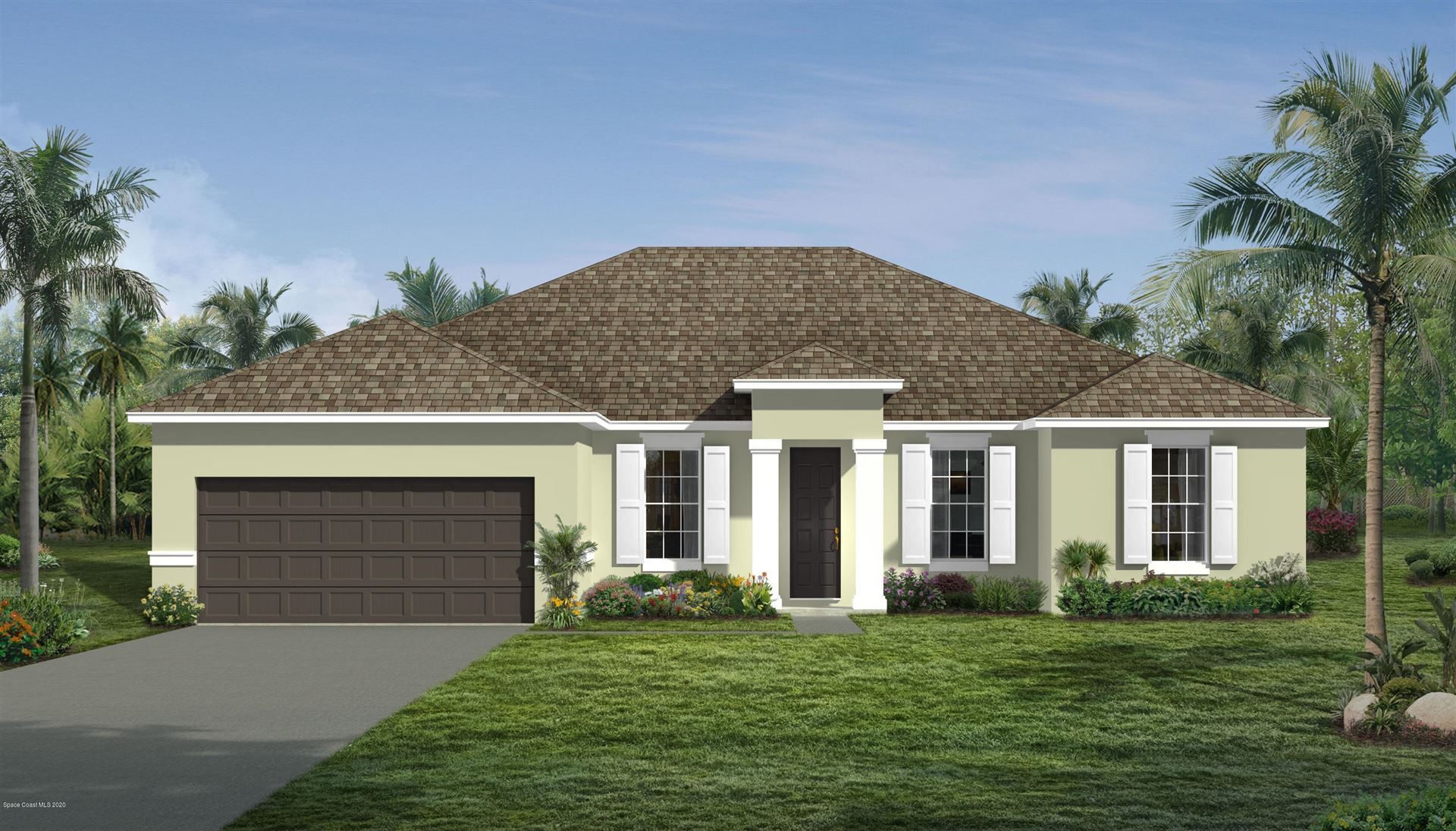 914 Serenade Street, Palm Bay, FL 32907 - #: 916396