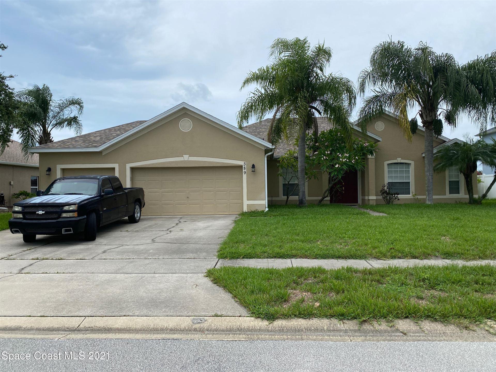 389 Tunbridge Drive, Rockledge, FL 32955 - #: 911397