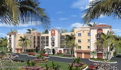 Photo of 123 Lancha Circle #107, Indian Harbour Beach, FL 32937 (MLS # 882398)