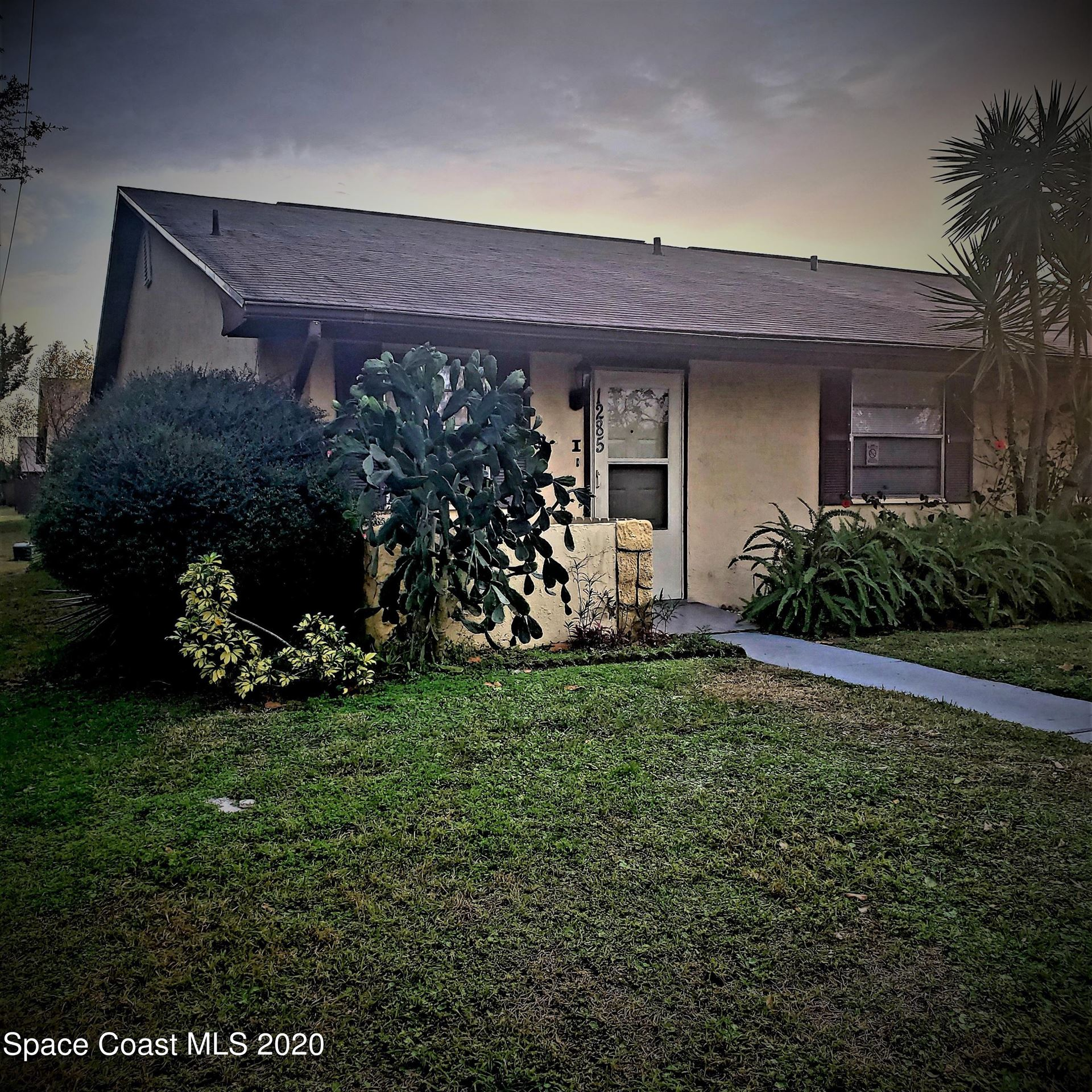 1285 Cheney Highway #I, Titusville, FL 32780 - #: 894399