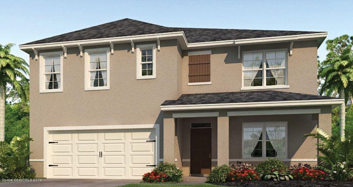 3608 Loggerhead Lane, Mims, FL 32754 - #: 876400