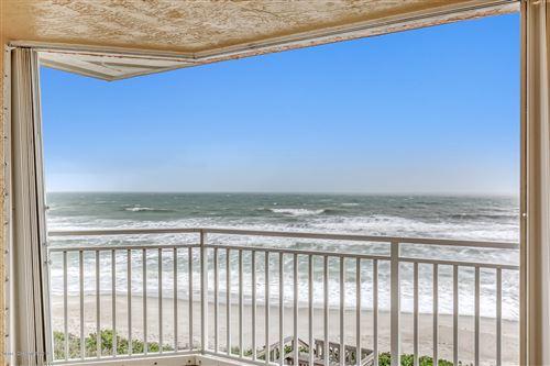 Photo of 1395 Highway A1a #401, Satellite Beach, FL 32937 (MLS # 864401)