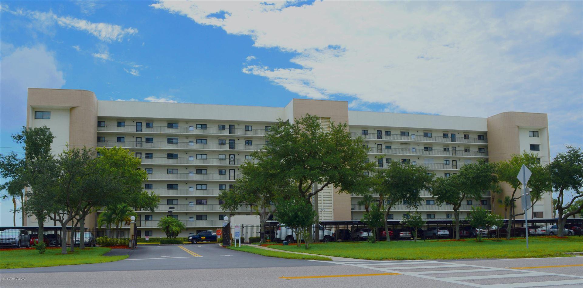 300 S Sykes Creek Parkway #602, Merritt Island, FL 32952 - #: 877402