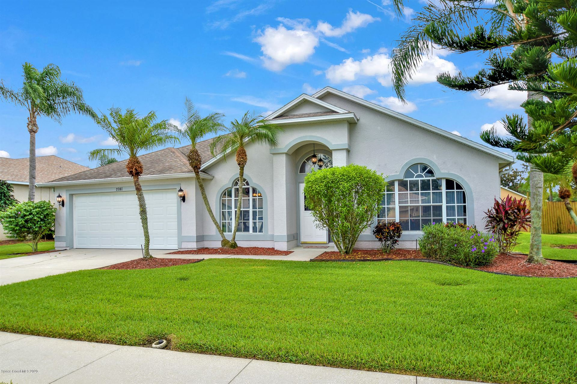 2181 Weatherly Avenue, West Melbourne, FL 32904 - #: 886402