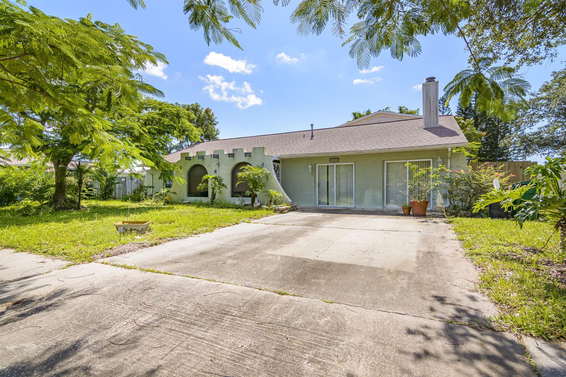 2610 Elm Hurst Street, Merritt Island, FL 32953 - #: 893402