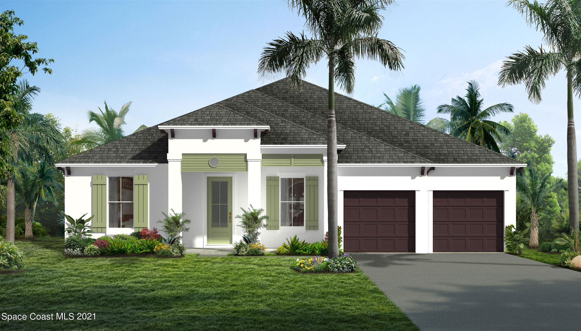 1742 Killian Drive, Palm Bay, FL 32905 - #: 916404