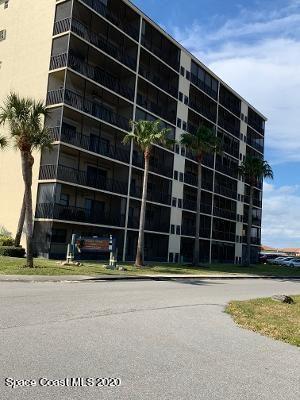 520 Palm Springs Boulevard #206, Indian Harbour Beach, FL 32937 - #: 895406
