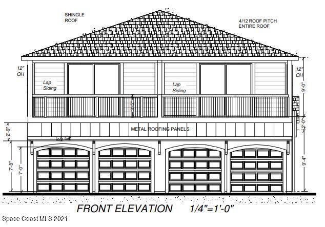 316 Fillmore Avenue, Cape Canaveral, FL 32920 - #: 903406