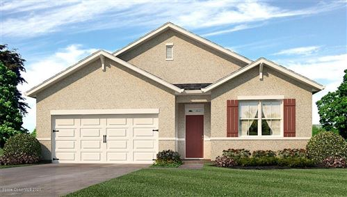 Photo of 251 Guinevere Drive, Palm Bay, FL 32908 (MLS # 875408)