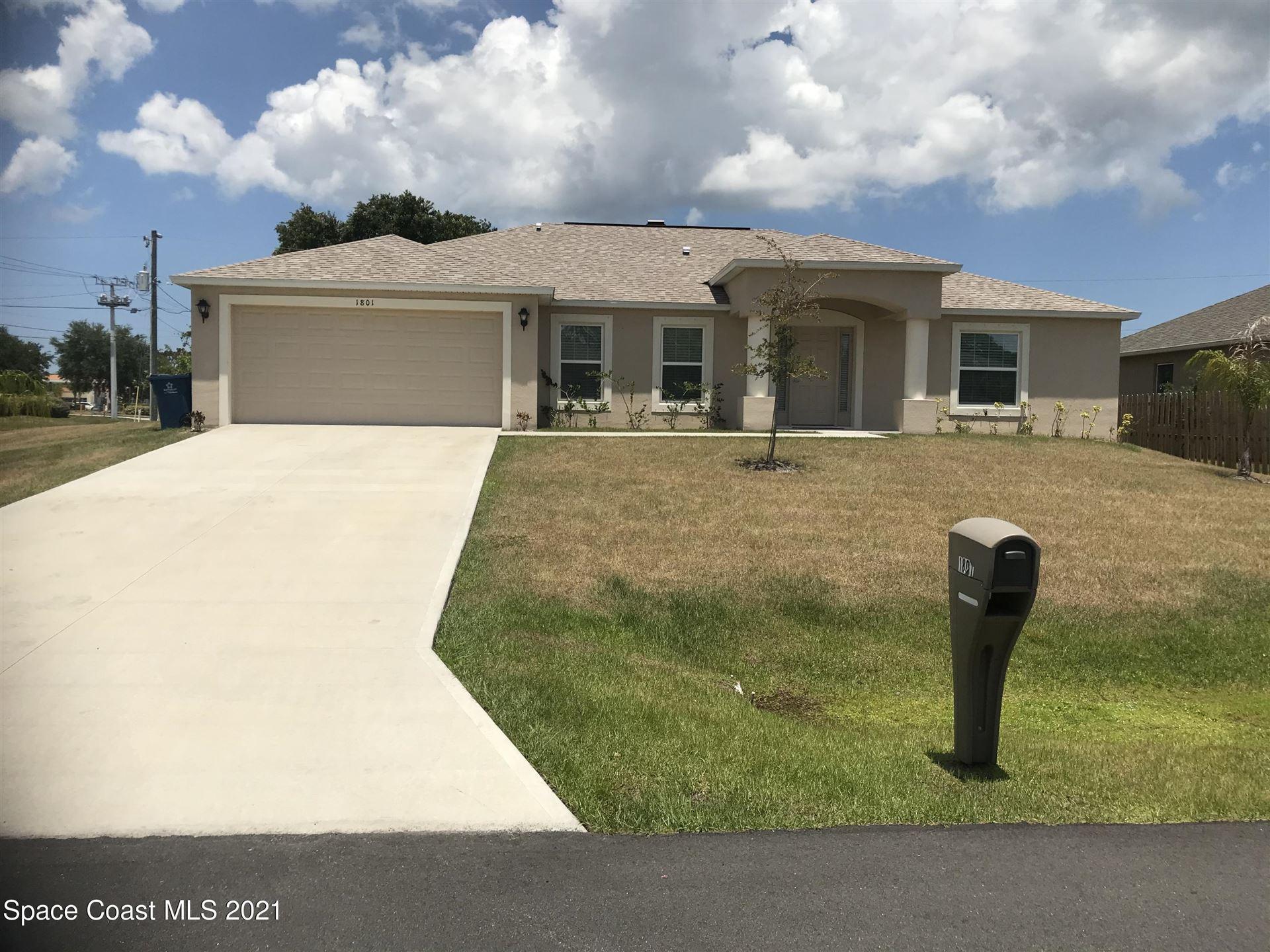 1801 Wildcat Avenue, Palm Bay, FL 32909 - #: 906409