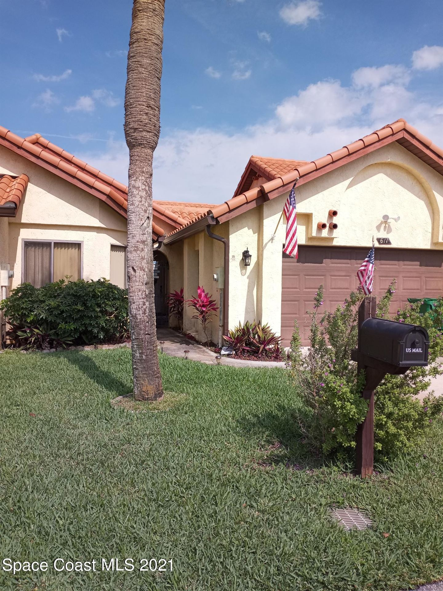 611 Manatee Drive, Satellite Beach, FL 32937 - #: 903411