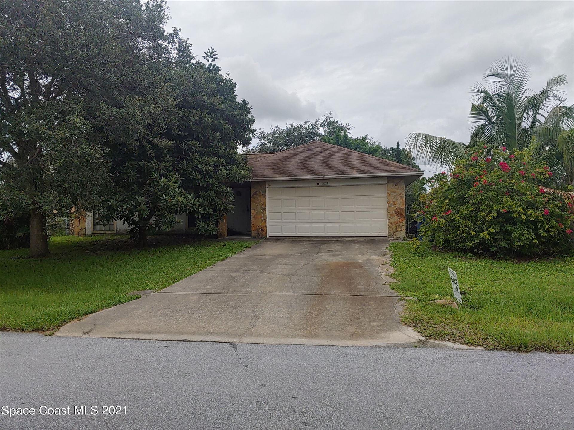 1081 N Heath Avenue, Palm Bay, FL 32907 - #: 916412