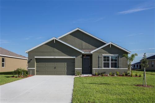 Photo of 328 Moray Drive, Palm Bay, FL 32908 (MLS # 889415)