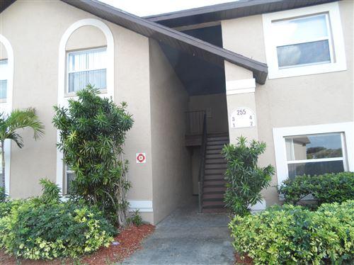 Photo of 255 Spring Drive #1, Merritt Island, FL 32953 (MLS # 891418)