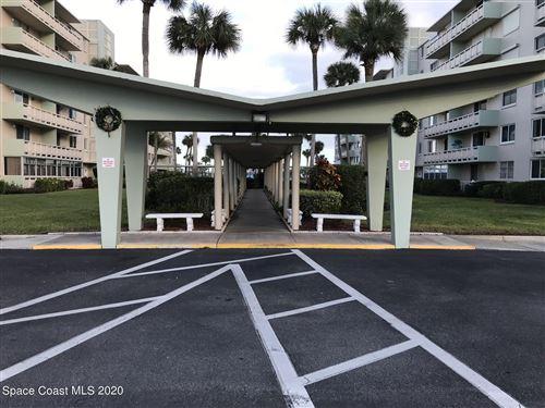 Photo of 2020 N Atlantic Avenue #509-S, Cocoa Beach, FL 32931 (MLS # 893419)