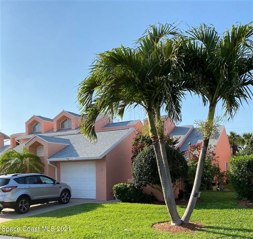 Photo of 116 Casseekee Trail #4116, Melbourne Beach, FL 32951 (MLS # 903421)