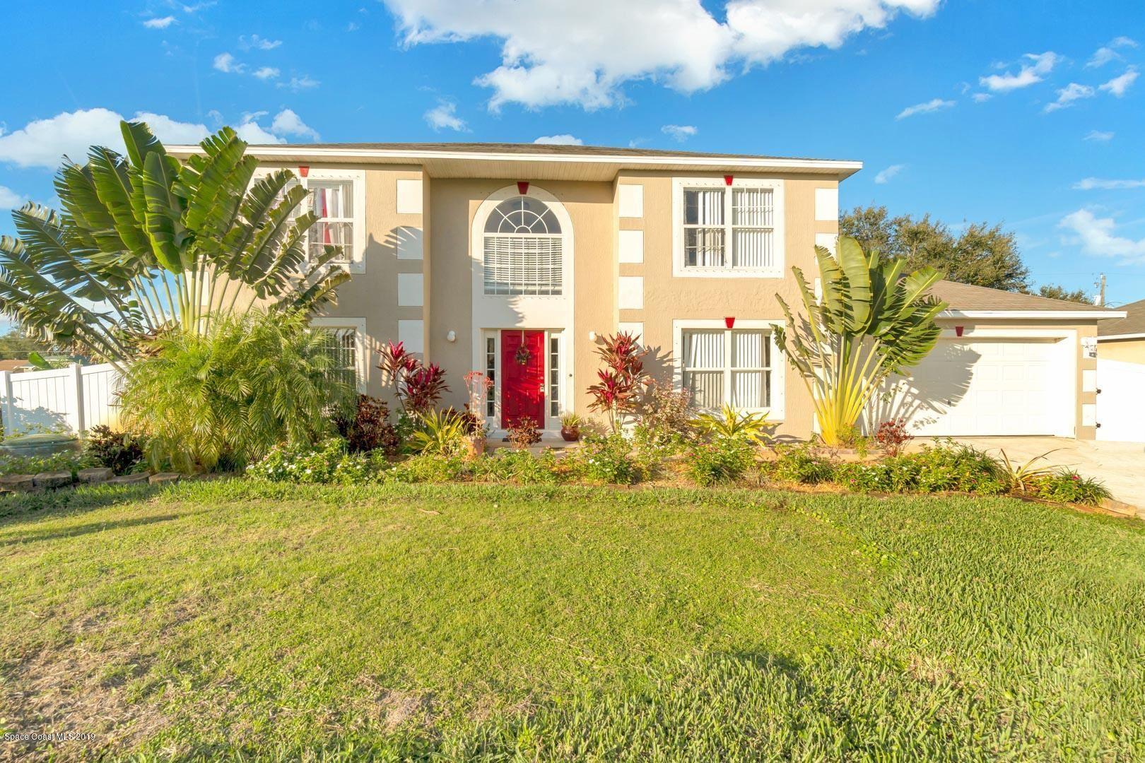 383 SE Buzby Street, Palm Bay, FL 32909 - #: 864421