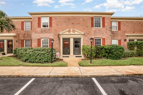 Photo of 148 E Colonial Court #82, Indian Harbour Beach, FL 32937 (MLS # 891424)