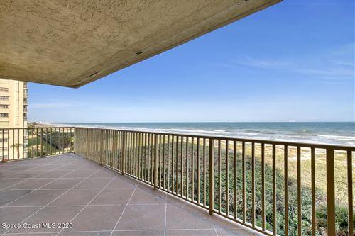 Photo of 750 N Atlantic Avenue #503, Cocoa Beach, FL 32931 (MLS # 895425)