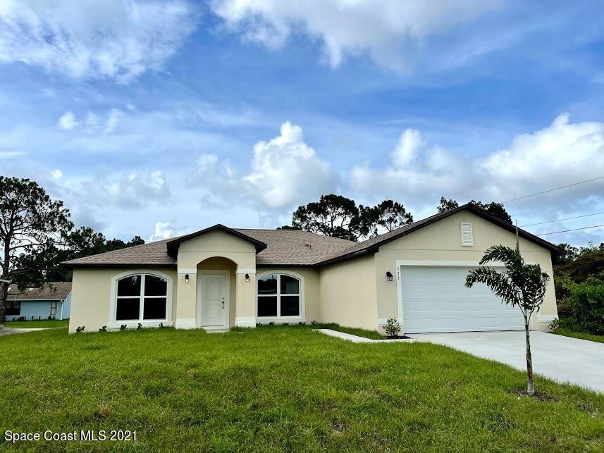533 Andrew Street, Palm Bay, FL 32909 - #: 881427