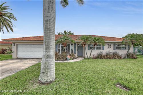 Photo of 375 Dorset Drive, Cocoa Beach, FL 32931 (MLS # 908428)