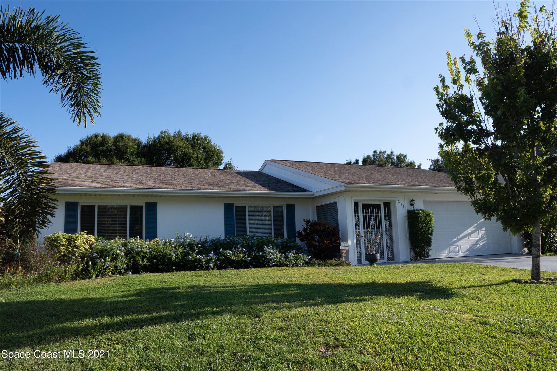 257 Gladiola Road #8, Palm Bay, FL 32907 - #: 918428