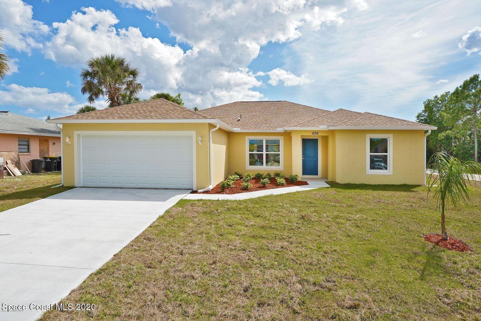 143 Brannon Street, Palm Bay, FL 32908 - #: 894429