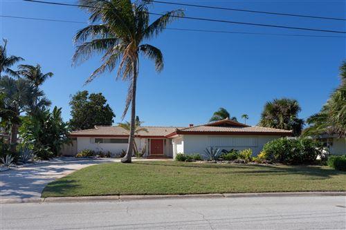 Photo of 146 Bimini Road, Cocoa Beach, FL 32931 (MLS # 869430)
