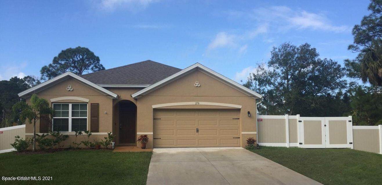 270 De Castro Avenue, Palm Bay, FL 32909 - #: 913430