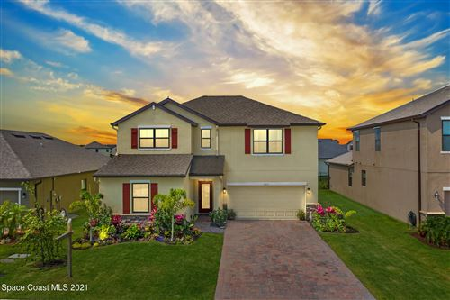 Photo of 4061 Dragonfly Drive, West Melbourne, FL 32904 (MLS # 904431)