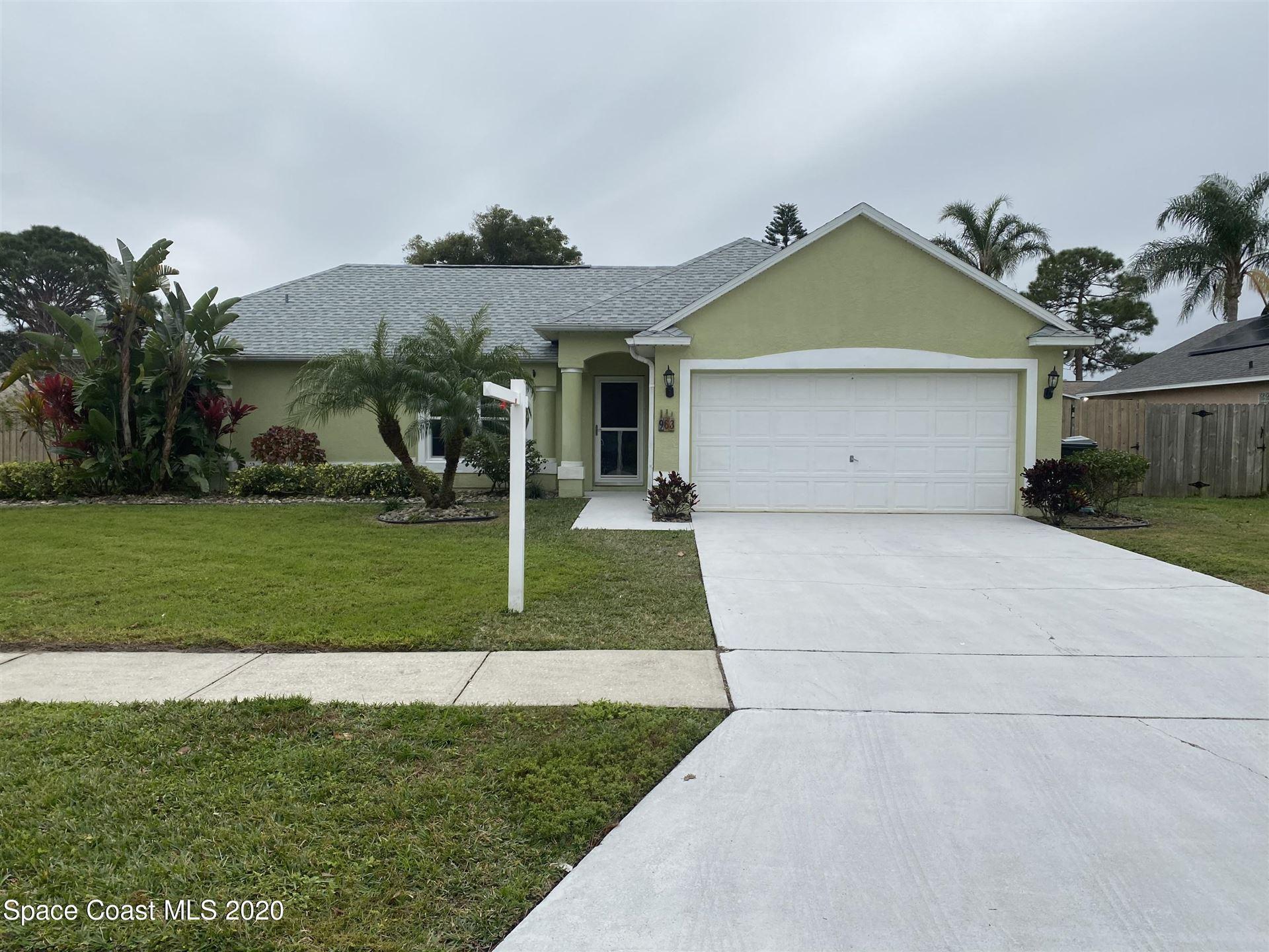 963 Sabal Grove Drive, Rockledge, FL 32955 - #: 894432
