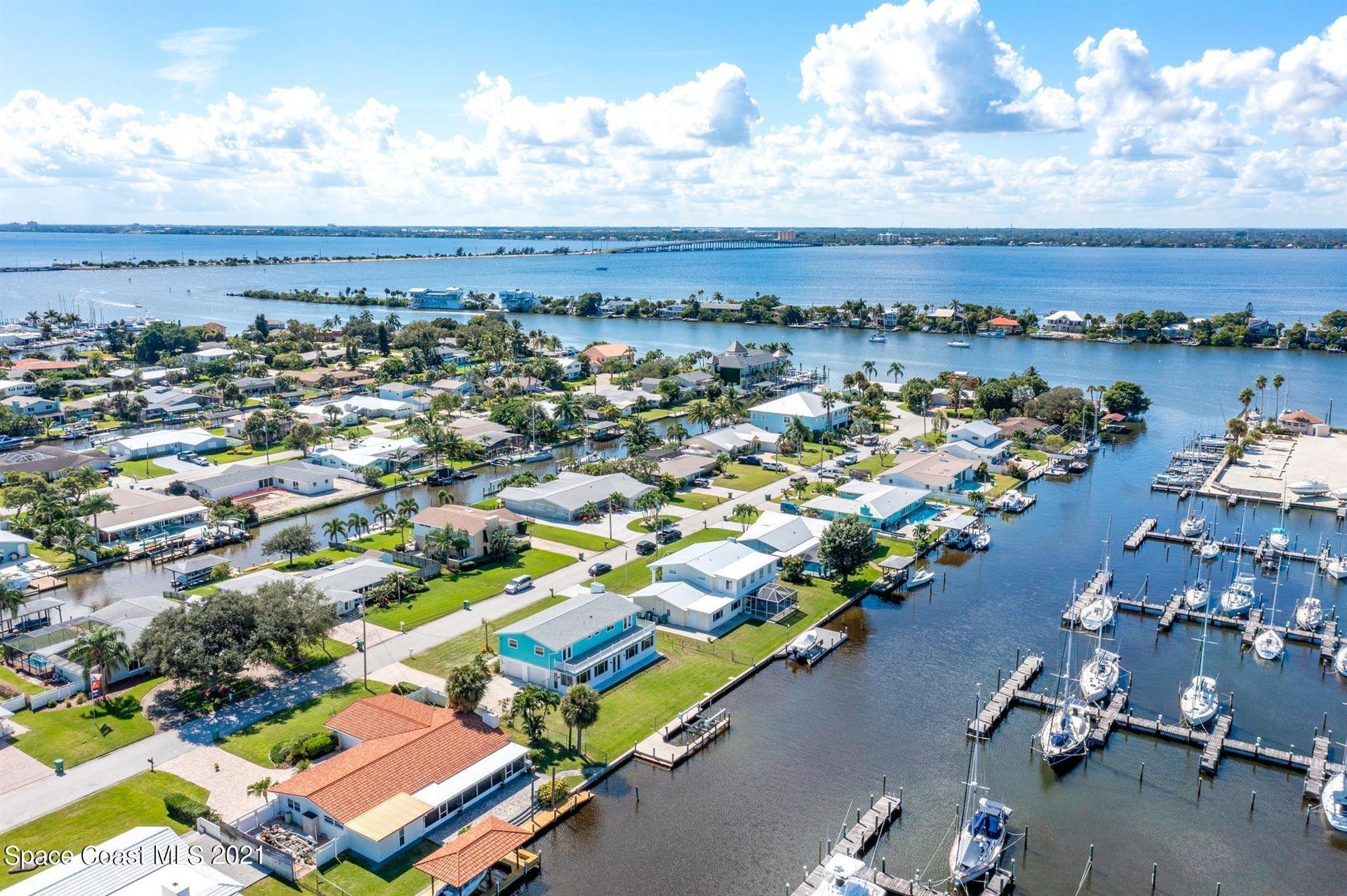 508 Eleuthera Lane, Indian Harbour Beach, FL 32937 - #: 918433