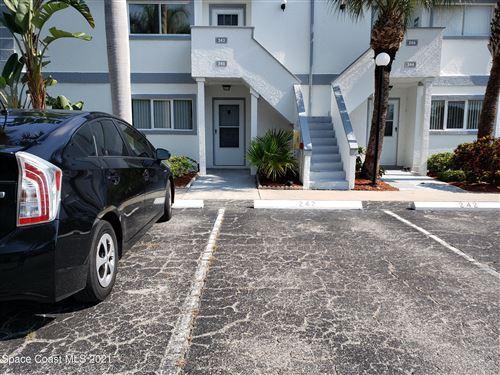 Photo of 240 Beach Park Lane #85, Cape Canaveral, FL 32920 (MLS # 904440)