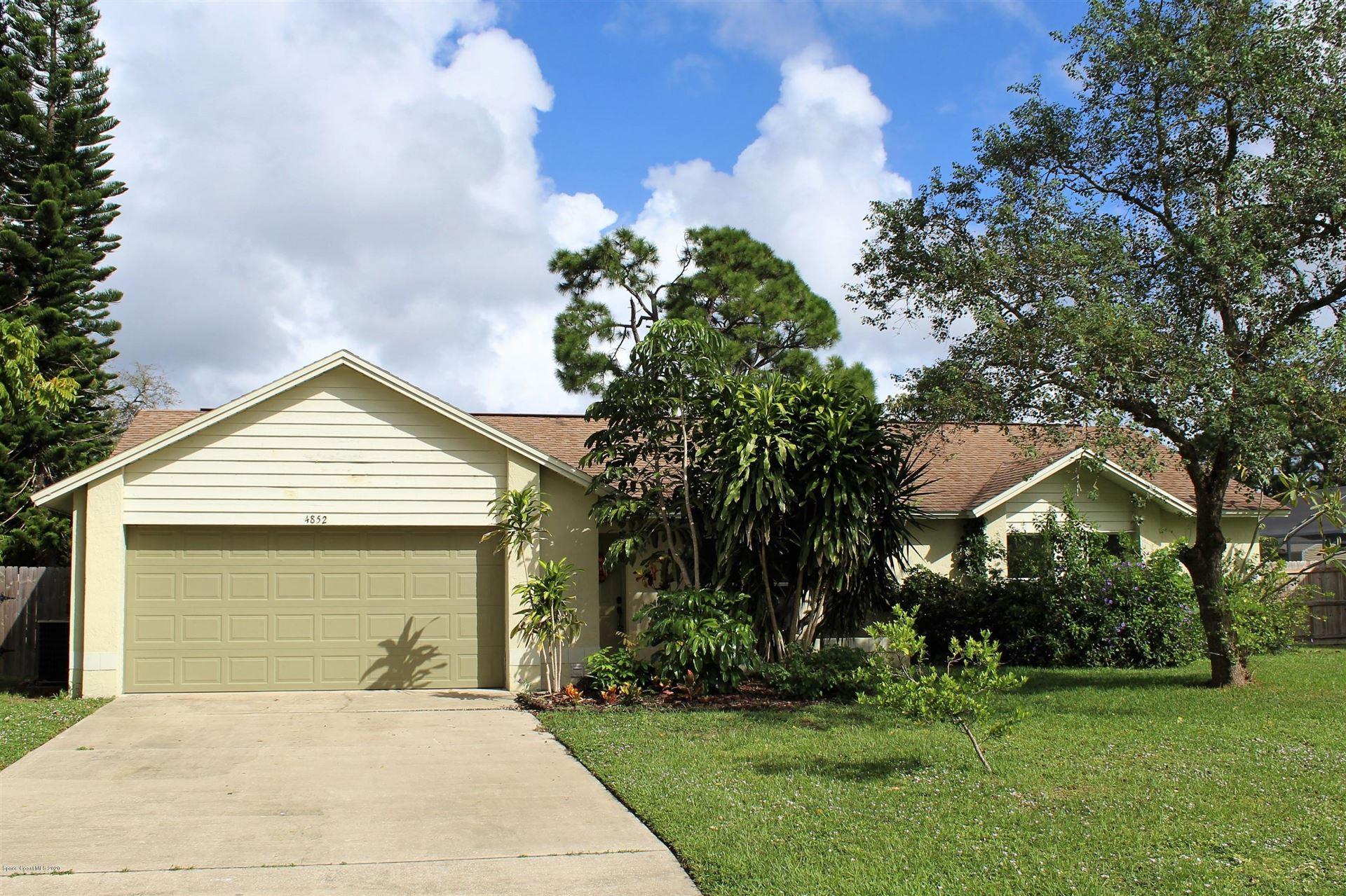 4852 Alfred Street, Cocoa, FL 32927 - #: 888440