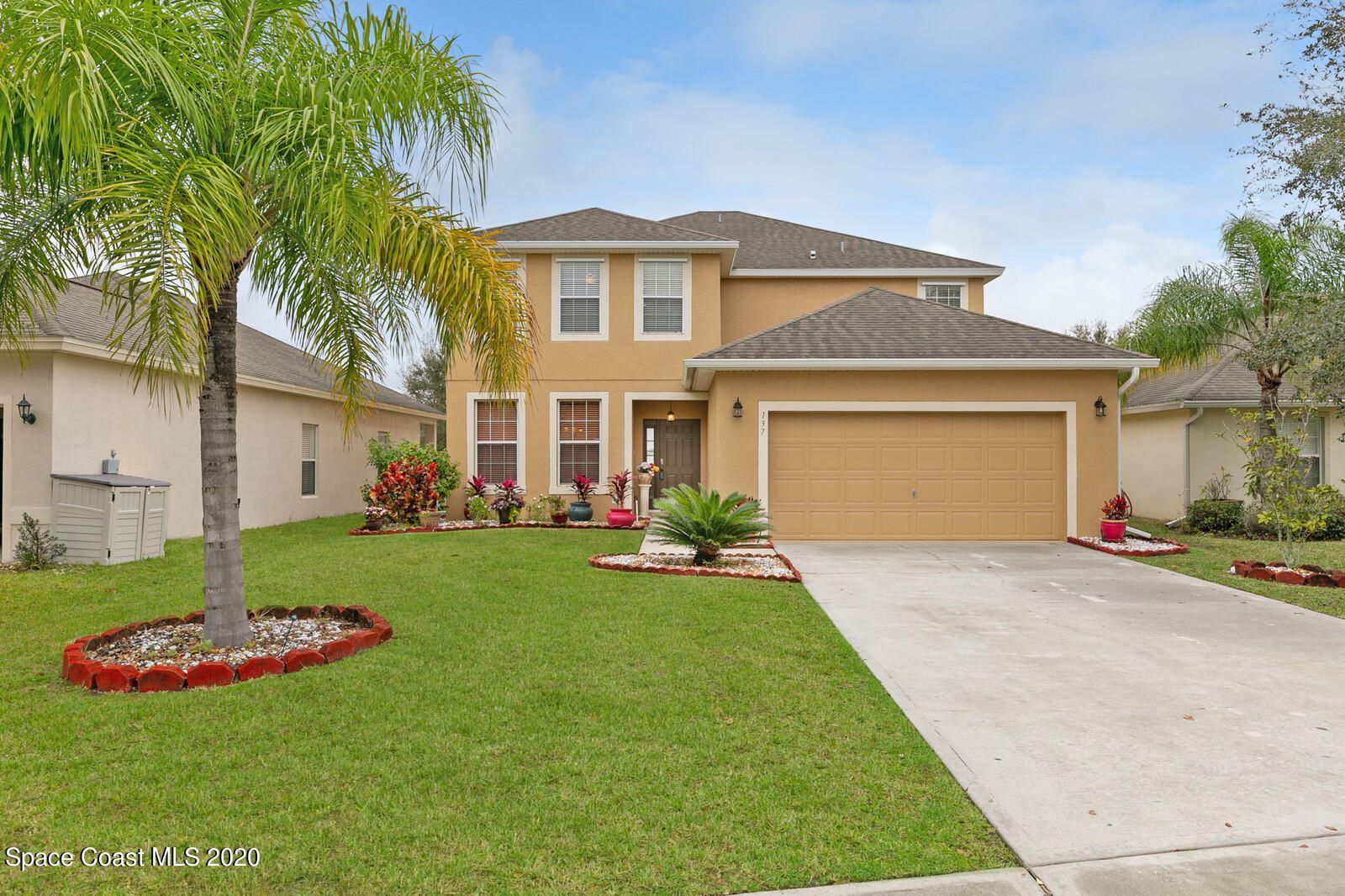 137 Wishing Well Circle, Palm Bay, FL 32908 - #: 897441