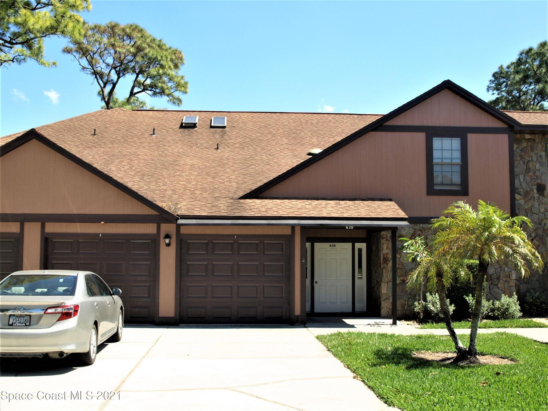 630 Greenwood Village Boulevard #31, West Melbourne, FL 32904 - #: 900442