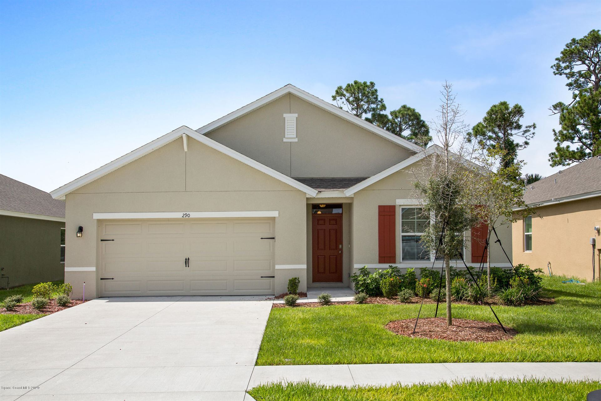 290 Forest Trace Circle, Titusville, FL 32780 - #: 888444
