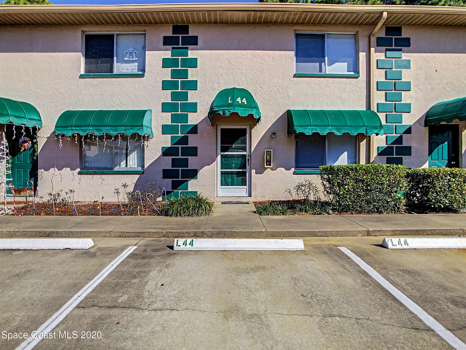 1882 Murrell Road #44, Rockledge, FL 32955 - #: 895444