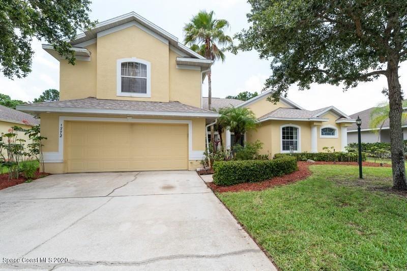 1772 Windbrook Drive, Palm Bay, FL 32909 - #: 880445