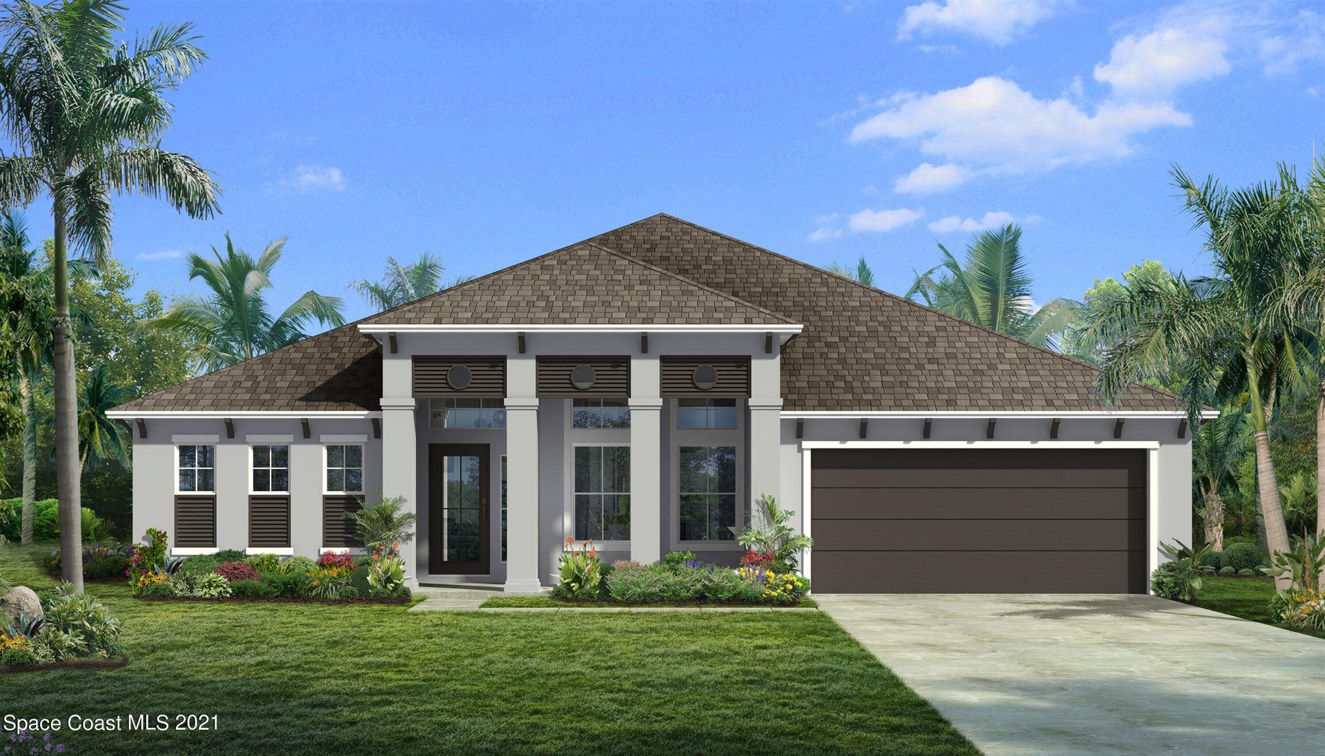 1582 Killian Drive, Palm Bay, FL 32905 - #: 916446