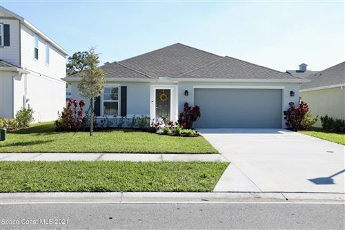 Photo of 1316 Potenza Drive, West Melbourne, FL 32904 (MLS # 898447)