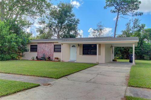 Photo of 3415 Teal Street, Titusville, FL 32796 (MLS # 891448)
