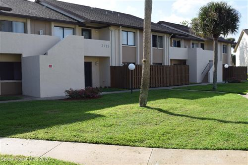 Photo of 2125 Golf Isle Drive #1424, Melbourne, FL 32935 (MLS # 897448)
