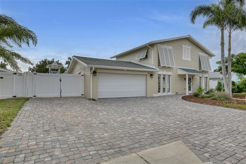 Photo of 670 Jamaica Boulevard, Satellite Beach, FL 32937 (MLS # 888449)