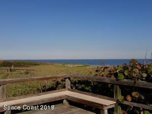 Tiny photo for 170 Flagler Lane #101, Cocoa Beach, FL 32931 (MLS # 901449)