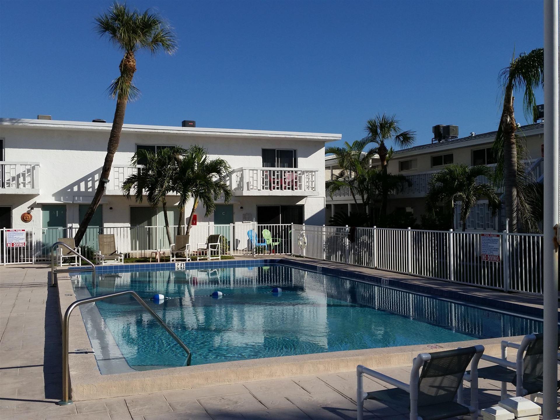 Photo for 170 Flagler Lane #101, Cocoa Beach, FL 32931 (MLS # 901449)